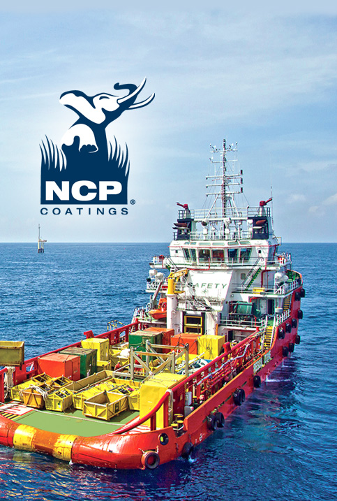 NCP Coatings cover Workboats