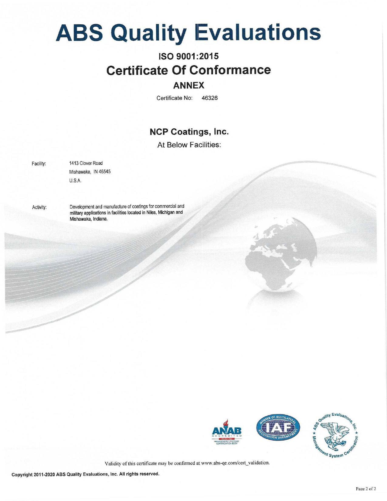 NCP ISO 9001 2015 rev April 2020 p 2