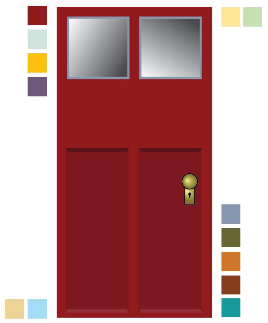 DynaCote Door